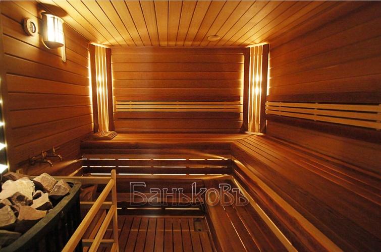 Русская бревенчатая баня — залог хорошего отдыха
