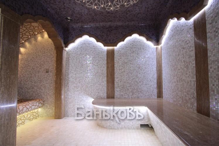 Турецкая баня хамам строительство и принцип действия