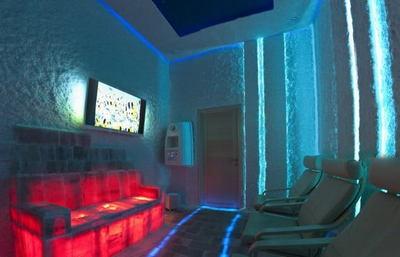 Сколько стоит построить соляную комнату дома
