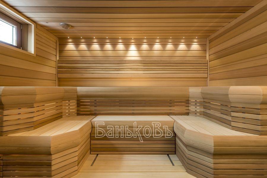 Особенности и характеристики строительства русской бани
