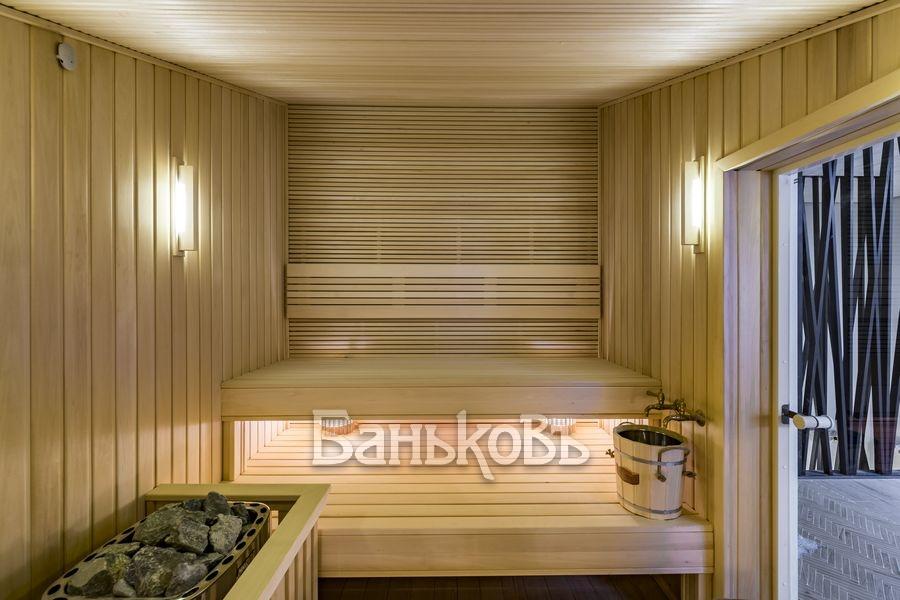 Отличие русской бани от финской сауны