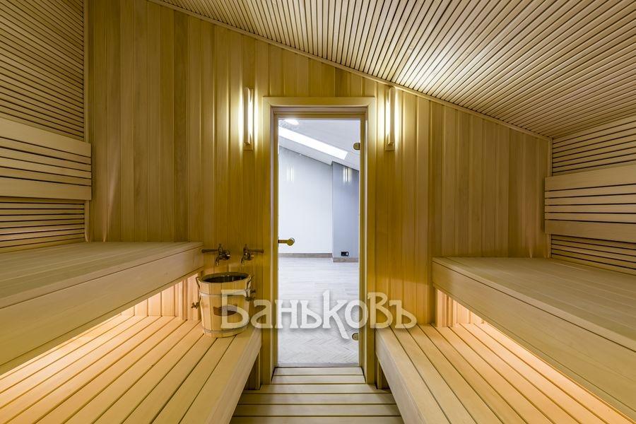 Строительство бань в Москве