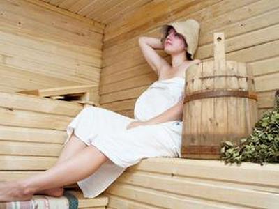 Баня для беременных - показания и противопоказания