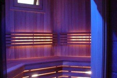 Цветотерапия для бани