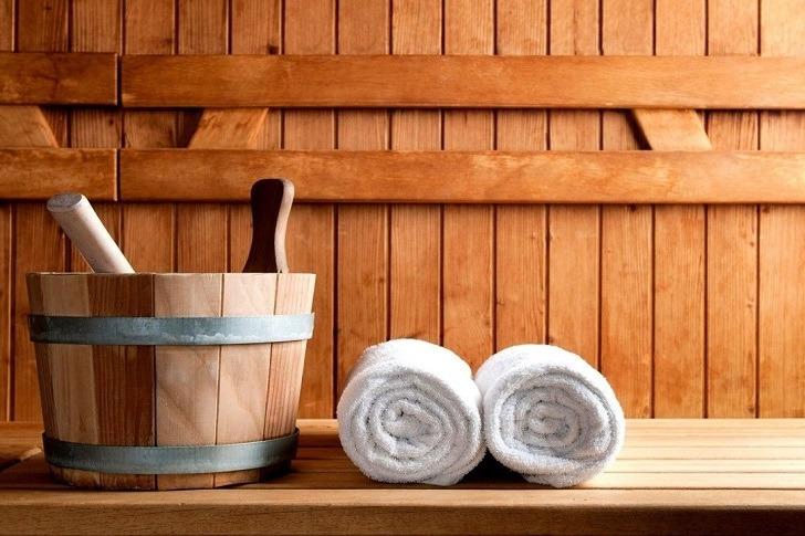 Уборка и дезинфекция бани и сауны