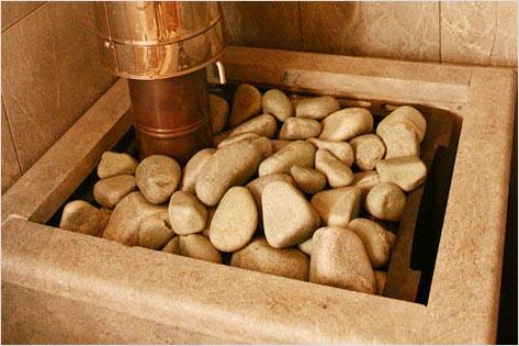 Какие камни используют при строительстве камянки