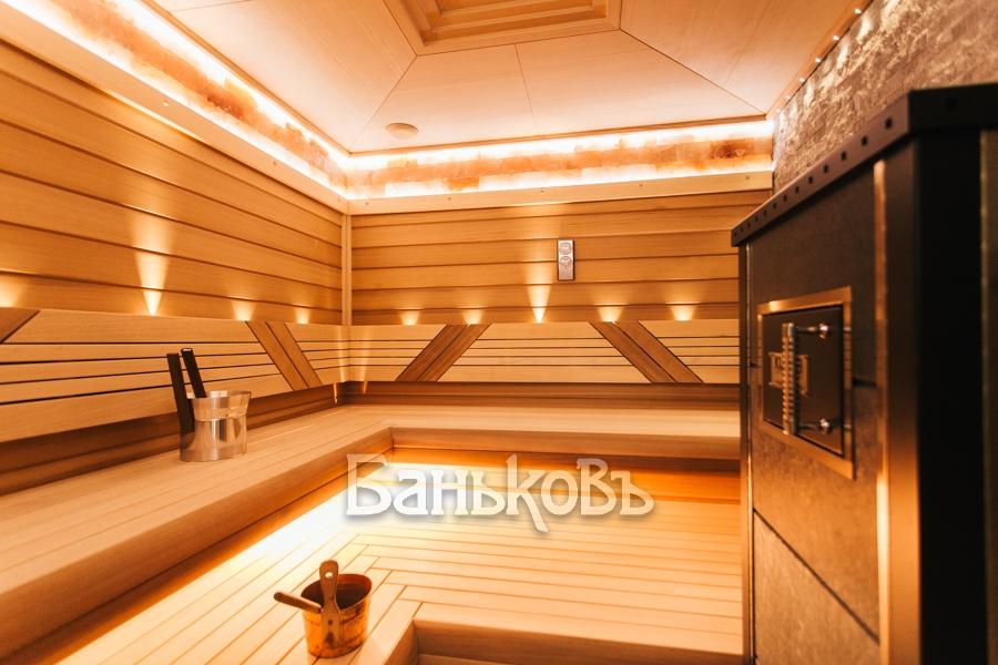 Уютная русская баня