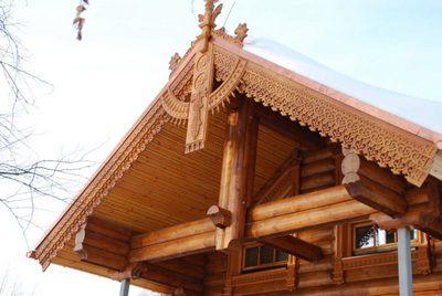 Проектирование крыши бани
