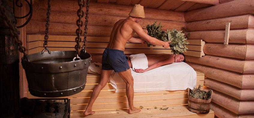 Как баня влияет на мышцы