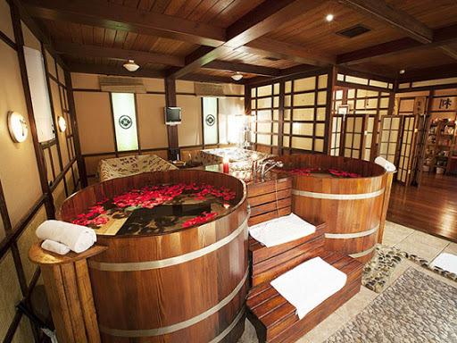 Все тонкости японских бань: Офуро и Сэнто