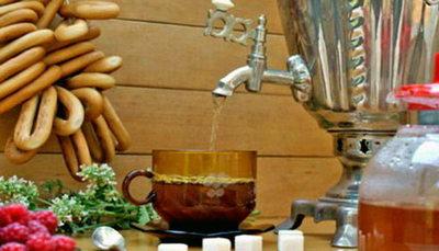 Польза чая в бане