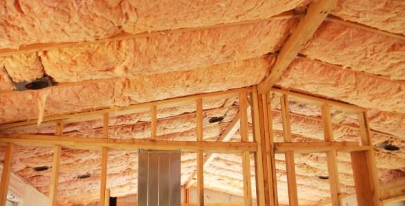 Как утеплить потолок в бане самостоятельно