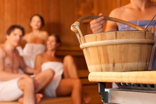 Как правильно париться в сауне
