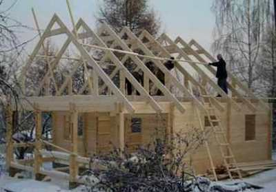 Выбор крыши бань: разновидности и особенности каждой
